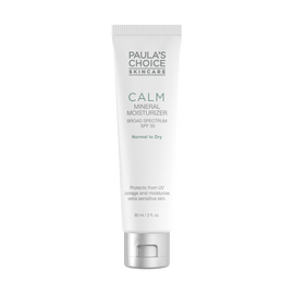 CALM Redness Relief SPF 30 Mineral Moisturizer for Normal to Dry Skin