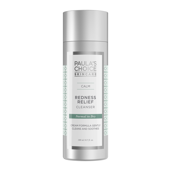 CALM Redness Relief Cleanser for Normal to Dry Skin