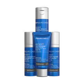 RESIST Travel Kit for Normal to Dry Skin