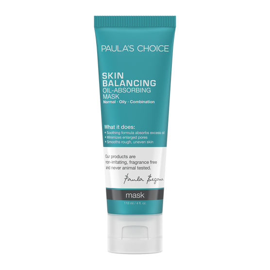 SKIN BALANCING Oil-Absorbing Mask