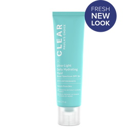 CLEAR  Ultra-Light Daily Hydrating Fluid SPF 30+