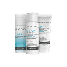 CLEAR Regular Strength Travel Kit