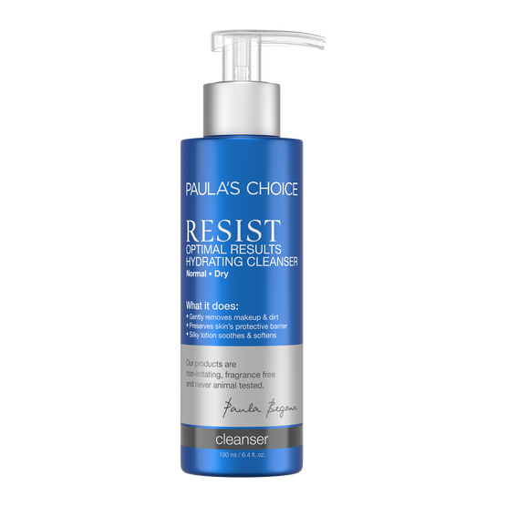 RESIST Optimal Results Hydrating Cleanser