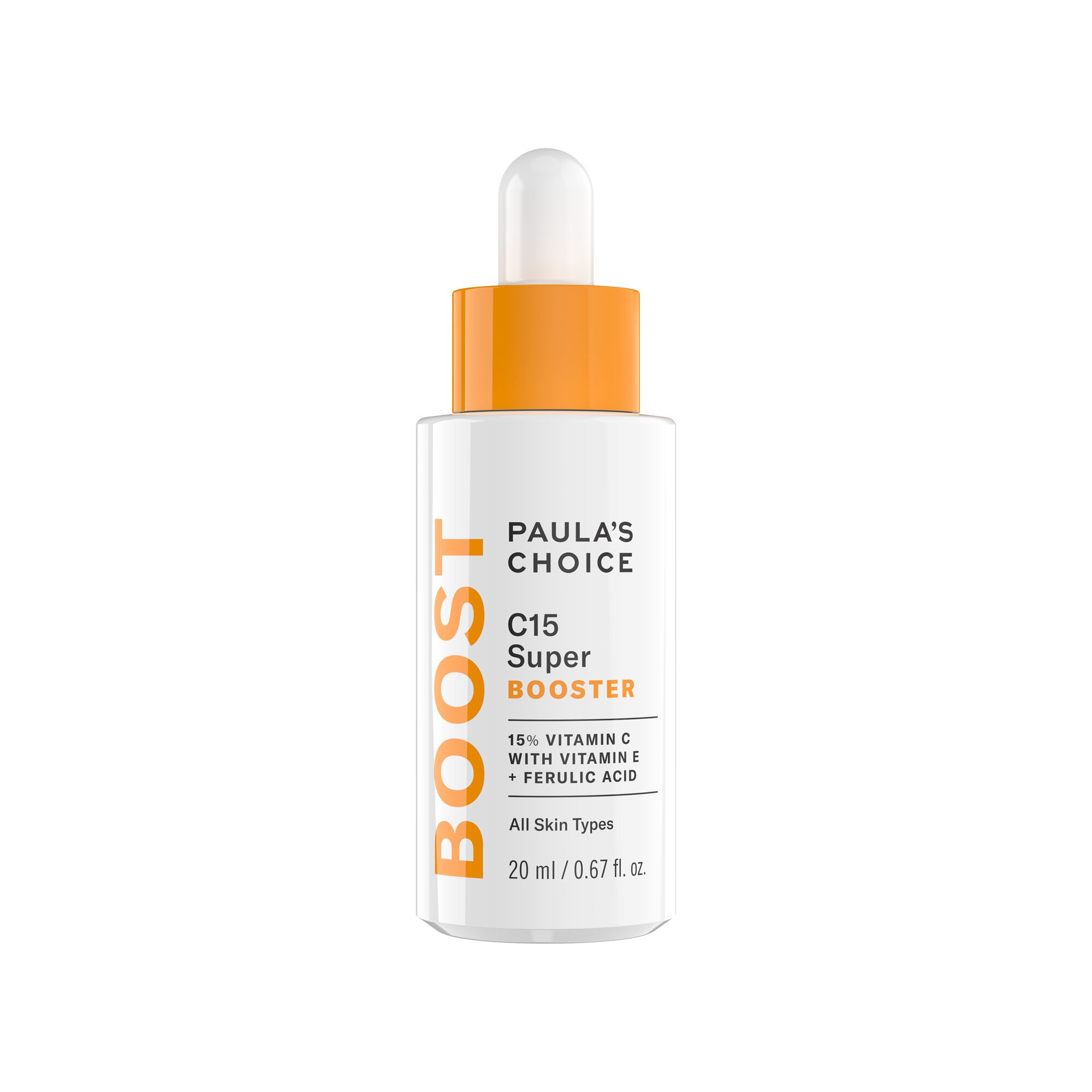 Paula's choice c15 vitamin c serum booster
