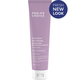 EXTRA CARE Non-Greasy Sunscreen SPF 50
