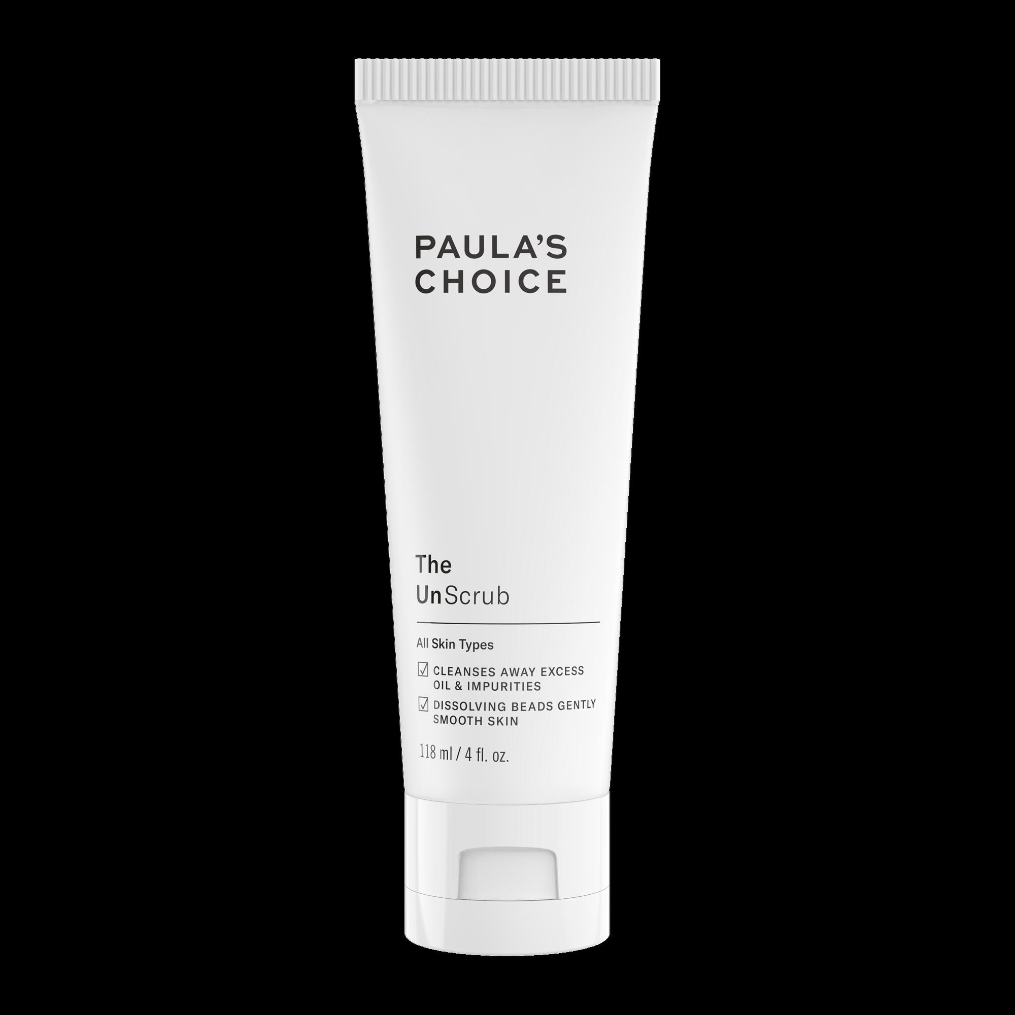 Afbeeldingsresultaat voor paula's choice the unscrub