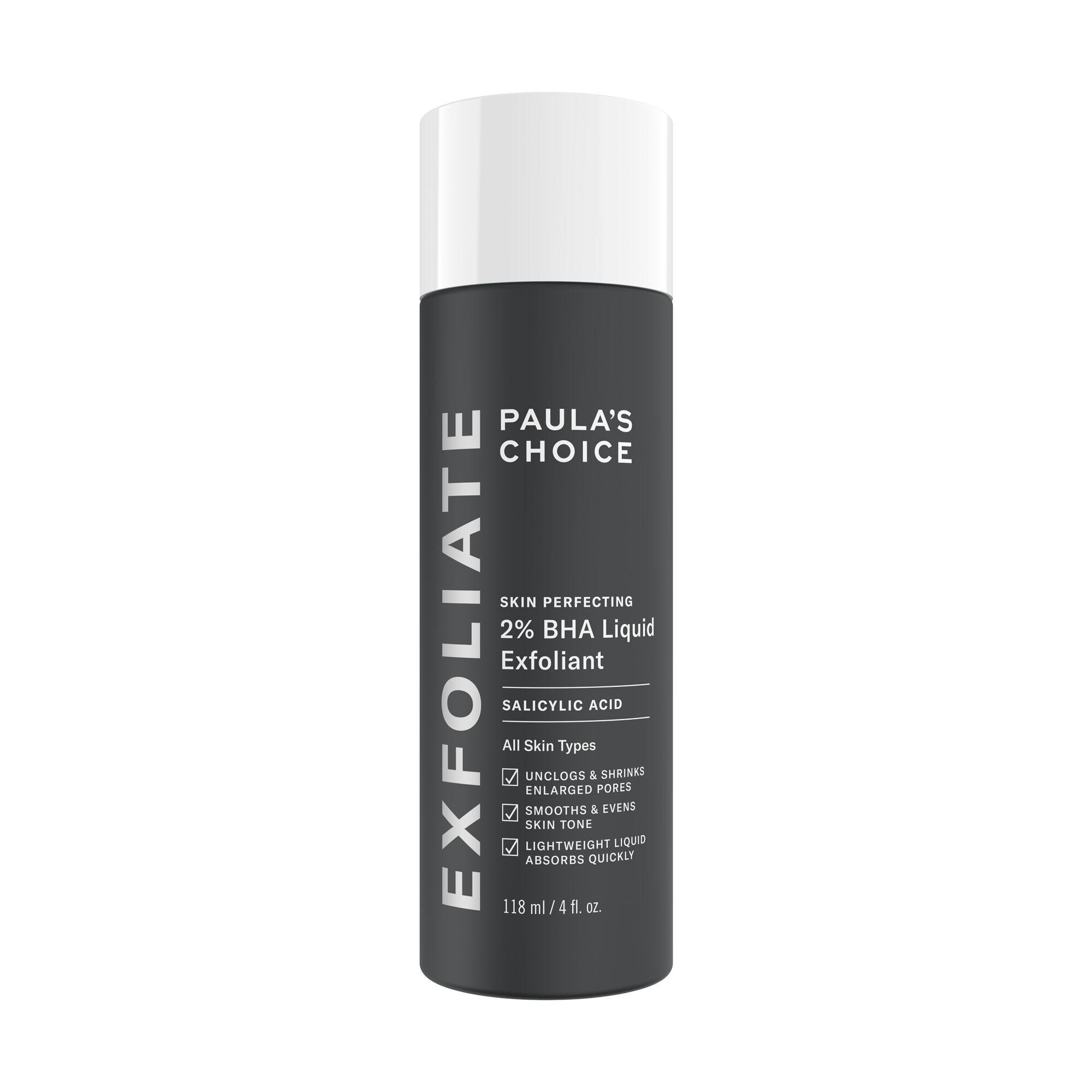 skin perfecting 2 bha liquid exfoliant paula s choice