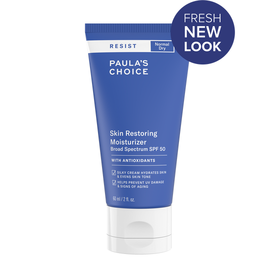 RESIST Skin Restoring Moisturizer with SPF 50