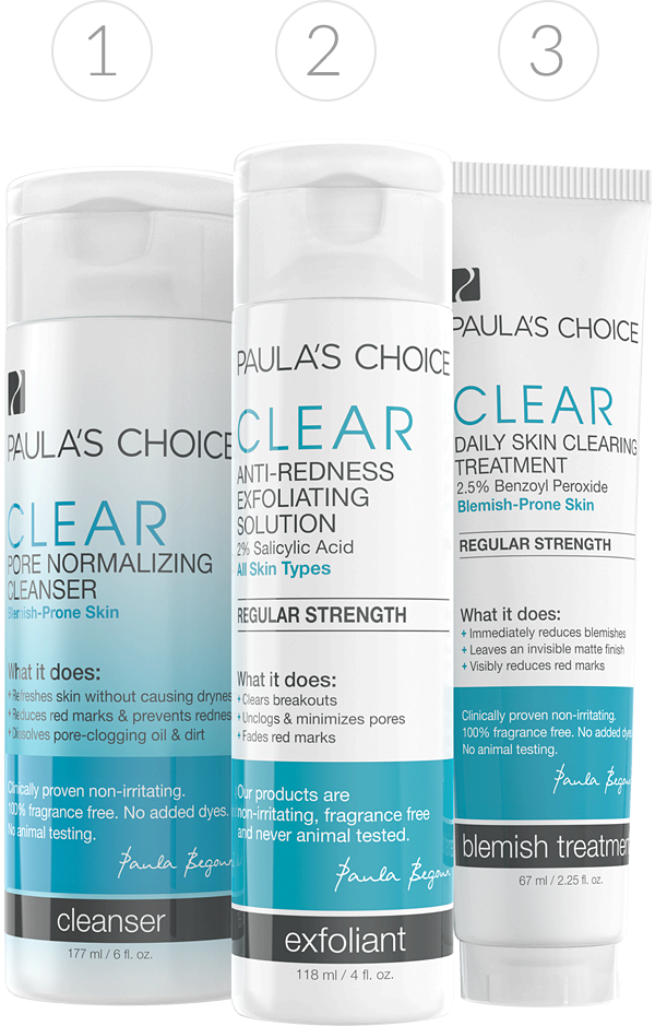 Clear Acne Kit