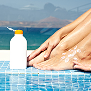 Don't Miss These Four Spots When Putting On Sunscreen