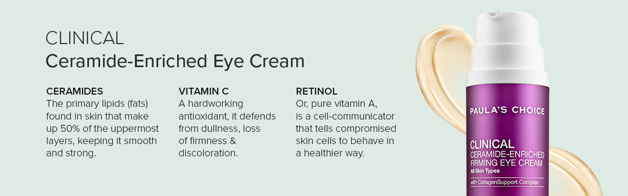 Clinical Eye Cream.