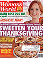 Woman's World - November 2016