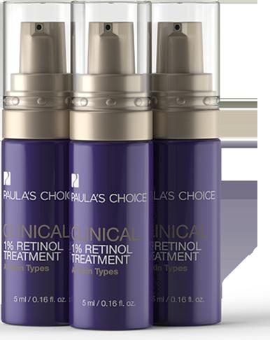 Clinical 1% Retinol Treatment
