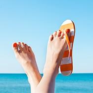 Steps for Softer Feet