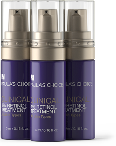 Clinical 1% Retinol Treatment