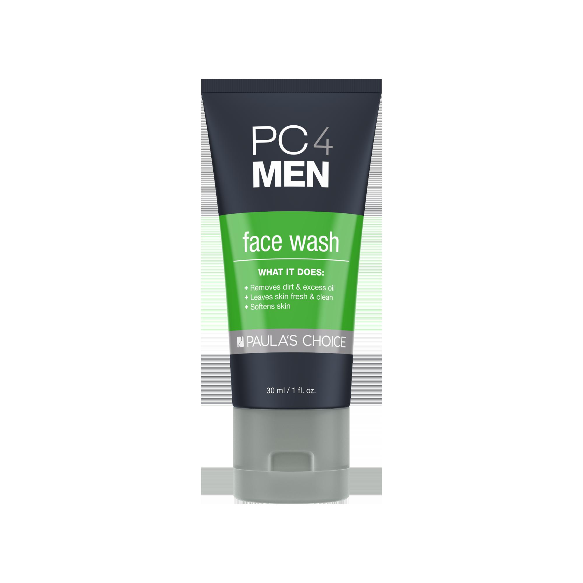 Men S Pc4men Face Wash Paula S Choice Paula S Choice