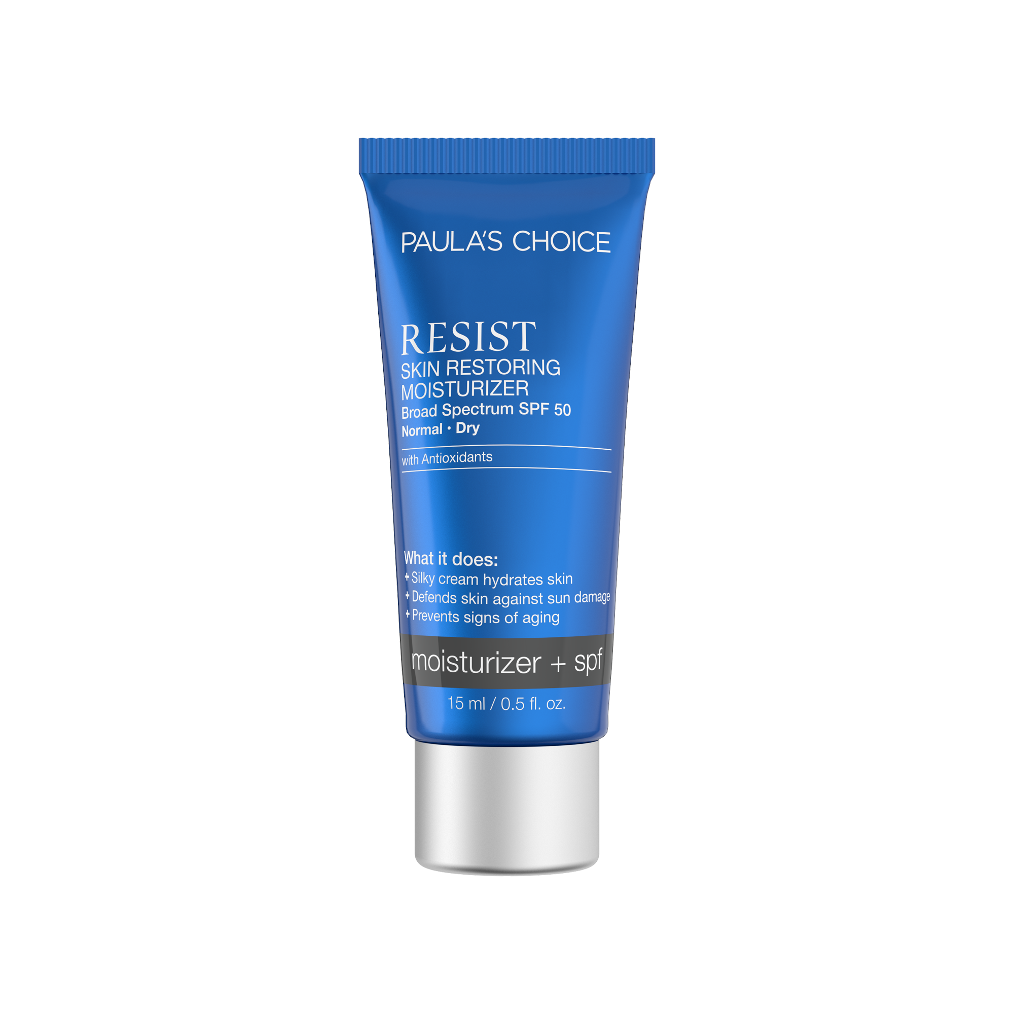 Resist Skin Restoring Moisturizer With Spf 50 Paula S