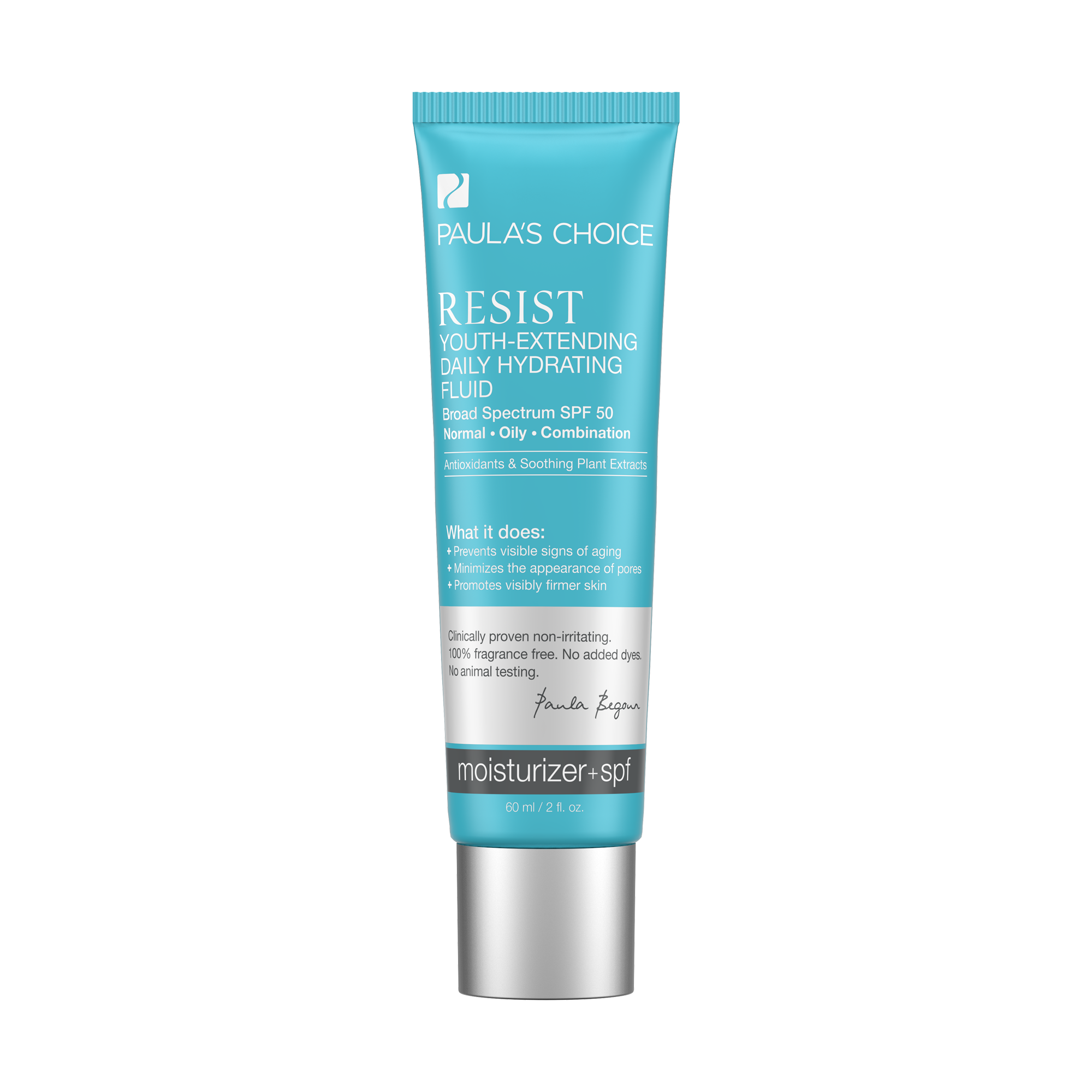 Resist Youth Extending Daily Hydrating Fluid Spf 50