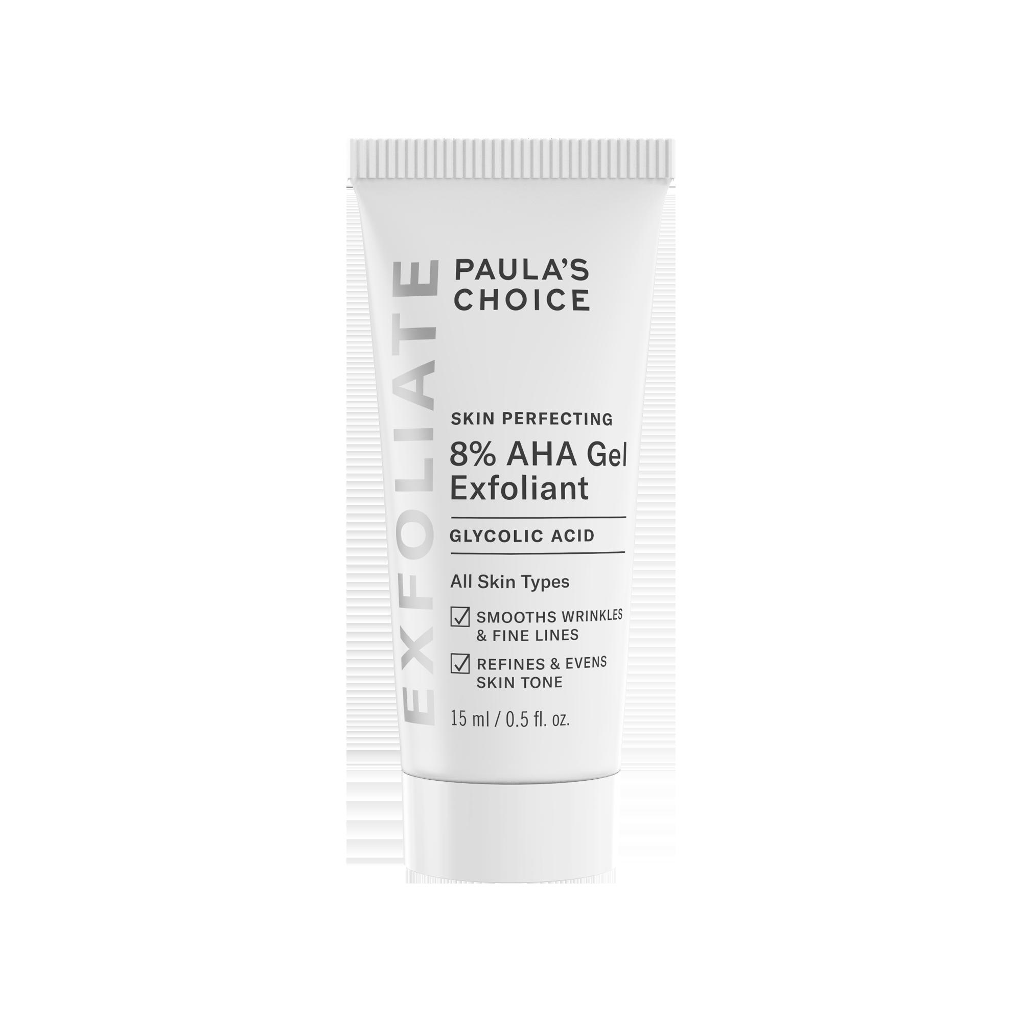 Skin Perfecting 8 Aha Gel Exfoliant Paula S Choice