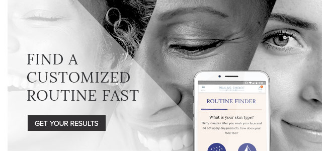 Find a Customized Routine Fast. Get Your Results.