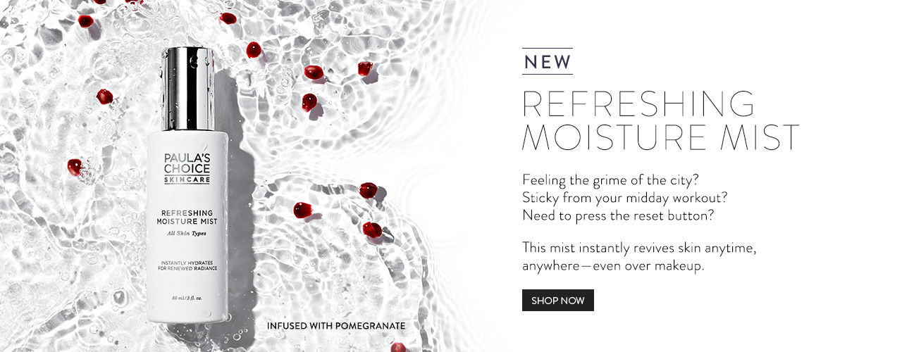NEW - Refreshing Moisture Mist