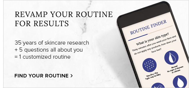 Revamp Your Routine for Results. Find Your Routine.