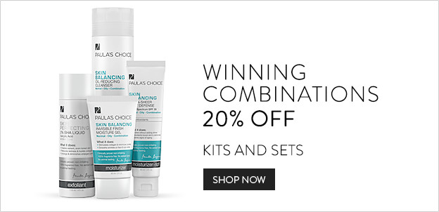 Winning Combinations - 20% Off Kits and Sets