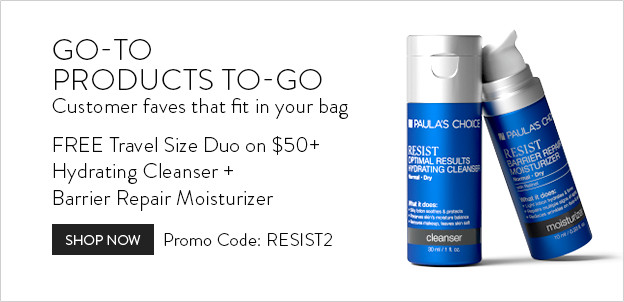 Free Travel Size Duo on $50+. Shop Now.