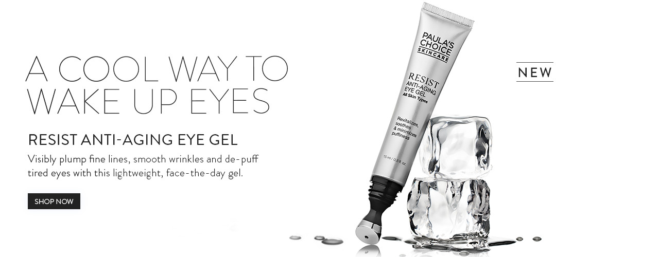 NEW - RESIST Anti-Aging Eye Gel