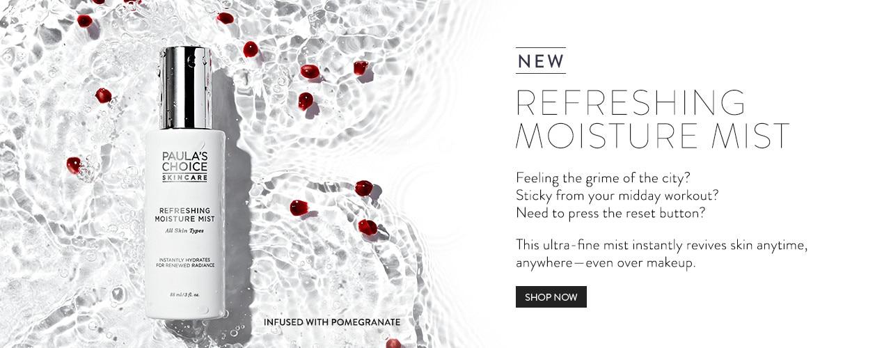 NEW - Refreshing Moisture Mist